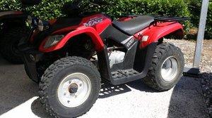 Quad Kymco MXU 150
