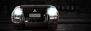 Il nuovo Mitsubishi Pajero